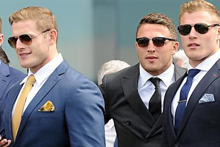 Burgess brothers live in very different homes - realestate.com.au