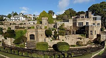 A Medieval-Style Castle in England's Torquay Lists for £1.5 Million