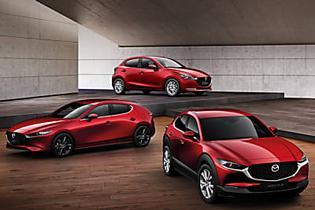 Scopri la Gamma ibrida Mazda con BackToDrive Pack in omaggio.