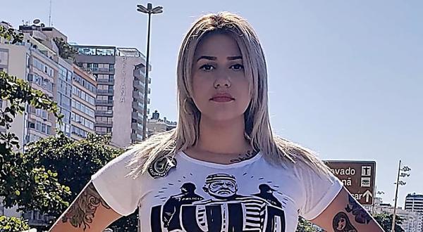 """Sara Winter diz que Moraes é """"covarde"""" e que não se calará"""