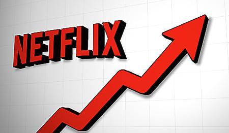 Et si vous aviez investi 1000€ dans des actions Netflix il y a un an?