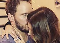 Chris Pratt anuncia noivado com filha de Arnold Schwarzenegger