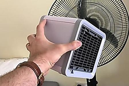 Save 50% on Power Bills With This Mini Air Conditioner