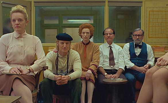 Wes Anderson's 'The French Dispatch': Film Review   Cannes 2021