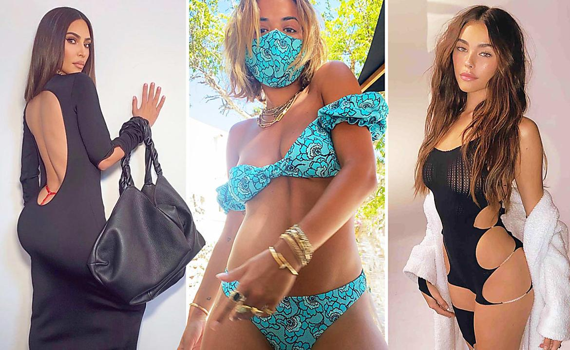 From Rita Ora to Kim K - we reveal our fashion winners and sinners of 2020