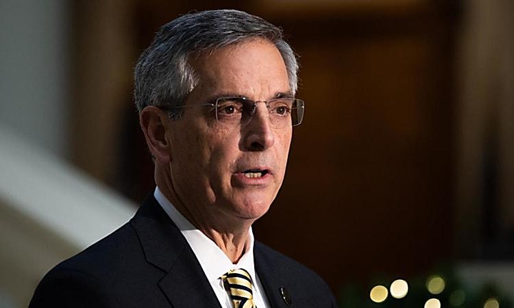 Brad Raffensperger intends to certify results of Georgia's Senate runoffs by January 20