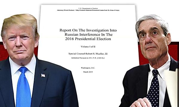 Robert Mueller made a big mistake