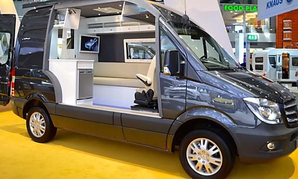 Most Affordable Camper Vans