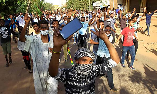Fake news and public executions: Documents show a Russian company's plan for quelling protests in Sudan