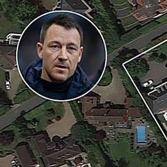 Retired Soccer Star John Terry Cuts Half a Million from His Lavish English Mansion