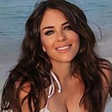 Liz Hurley, 55, stuns with bikini pic during these 'miserable times'