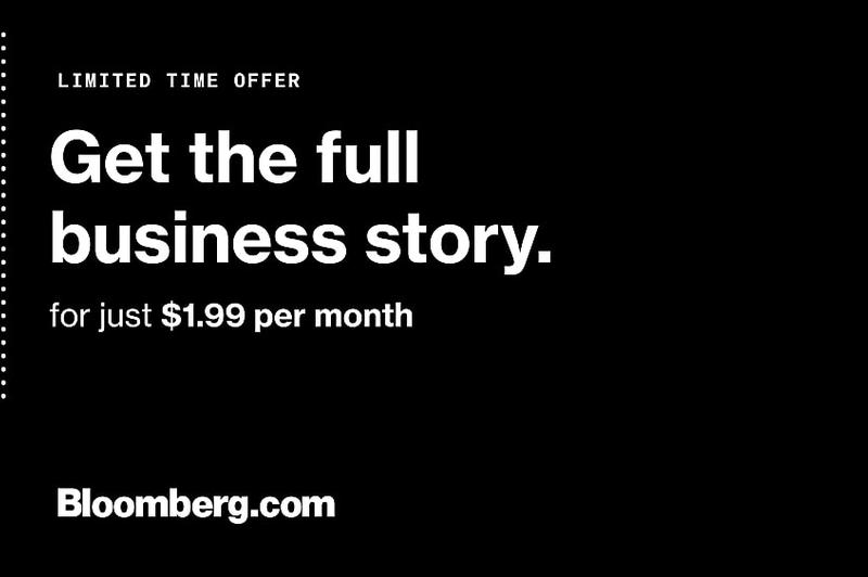 Exclusive Online Offer - Bloomberg.com For Just $1.99