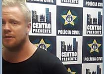 Norueguês preso por assédio no RJ alegou que não conseguiu se controlar