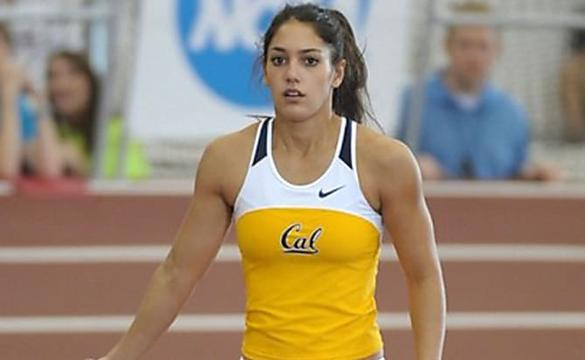 [Pics] Pole Vaulter Allison Stokke Years After The Photo That Made Her Famous