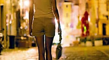 Las adolescentes se prostituyen