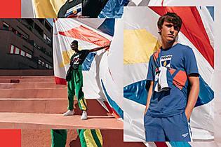 Uniti sotto lo stesso iconico Logo Reebok #International Sport Collection