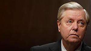 Trump supporters confront and scream at Sen. Lindsey Graham