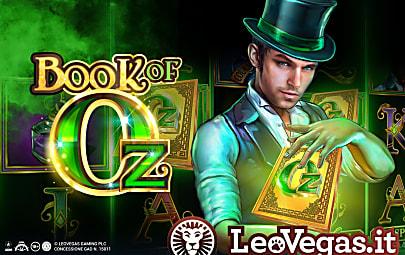 Gioca al casinò di LeoVegas e scopri i nuovi jackpot! Registrati online