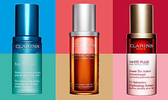 Descubre en sólo 3 clics el serum perfecto para tu piel