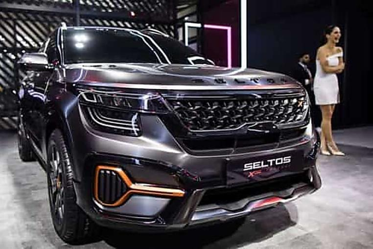The New 2021 Kia Seltos Is Turning Heads