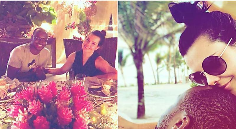 Thiaguinho e Fernanda celebraram bodas de trigo em bangalô muito romântico: fotos