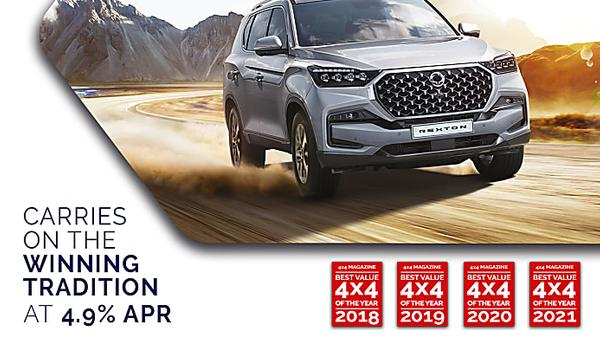 Best value 4x4 of the year 2018, 2019, 2020 & 2021