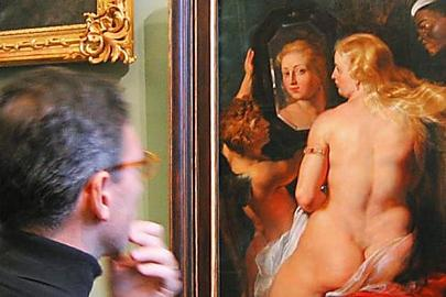 Croatian man accused of dressing up like a rabbi for $30 million art heist in Italy