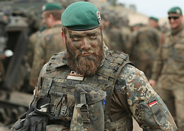 [Photos] Strongest Military In The World Isn't Who You Thought