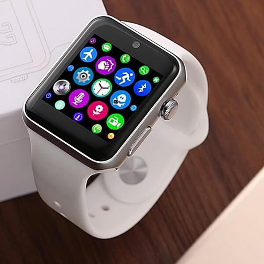 CLONE  do APPLE WATCH custa 1/5 do valor, funciona com IOS e Android