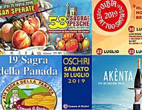 Weekend 19, 20, 21 luglio 2019: Ecco eventi, sagre e concerti da non perdere in Sardegna!