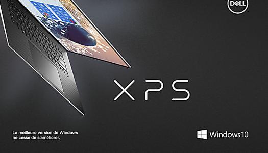 Puissance colossale. Design optimal. Découvrez le nouveau  XPS 17.