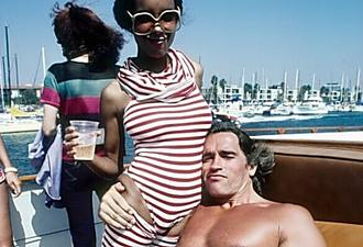 As fotos de Arnold Schwarzenegger que todo mundo fala!