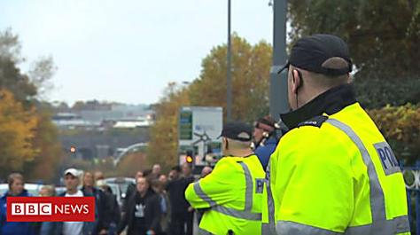 Premier League matches 'over-policed'