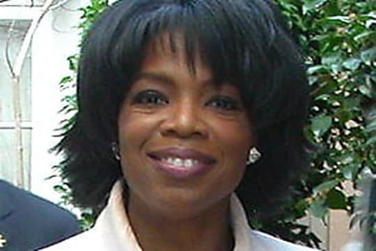 Oprah Winfrey, l'enfantduMississipidevenueriche