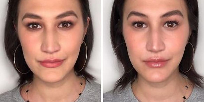45 femmes déjà maquillées, avant et après être transformées par une pro