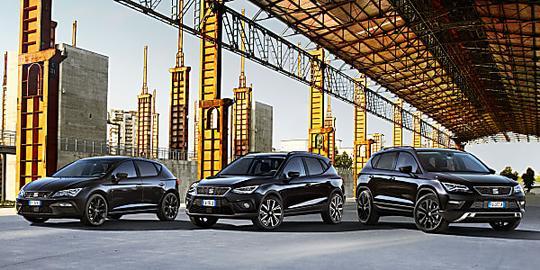 Scopri la gamma SEAT Black Edition. Tua da 139€ al mese. TAN 3,99% - TAEG 5,27%.