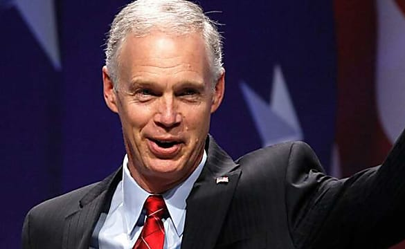 Sen Ron Johnson with some common sense ideas on stopping riots