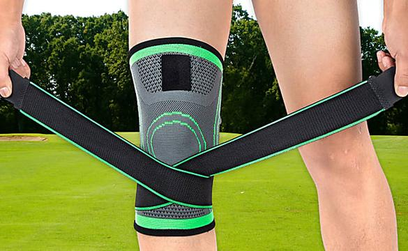Gomel: Knee Surgeons Are Impressed By These Breakthrough Knee Sleeves