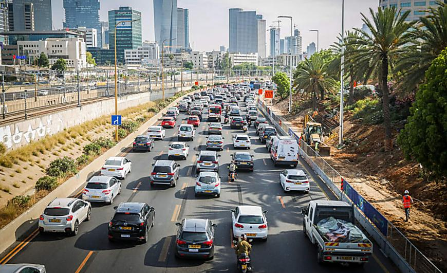 Israeli drivers will now only need to renew their license at age 70