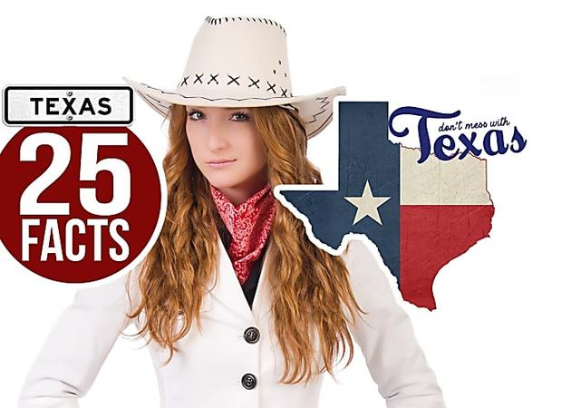 25 Facts about Texas | Cowboy Lifestyle