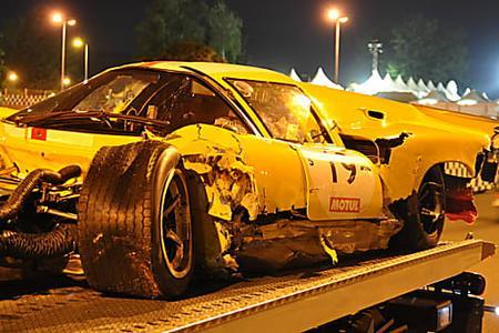 Une collision à plusieurs millions d'euros sur une autoroute