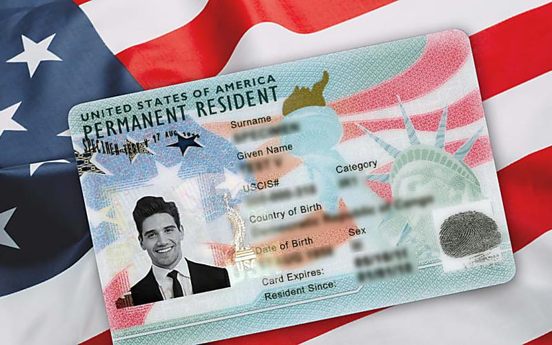 Win A Green Card To Live In The United States!