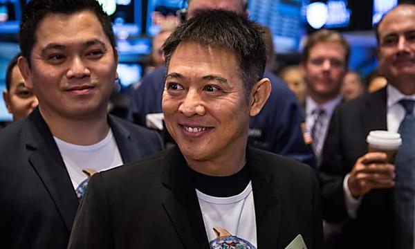 Jet Li tells fans he's 'feeling great' after shocking viral photo