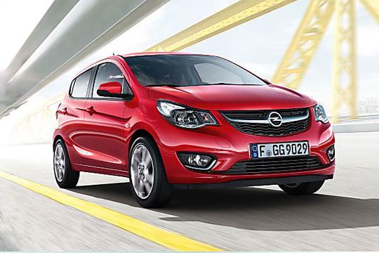 En septembre venez essayer votre Opel Karl à partir de 8 990 €