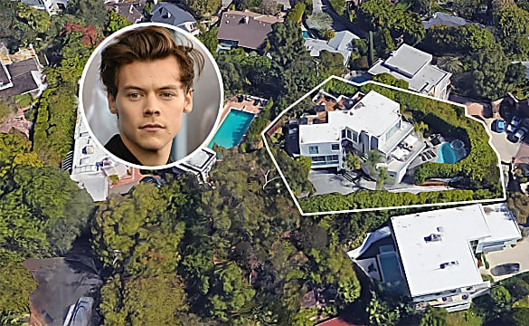 Explore the Luxurious Homes of the Rich and Famous