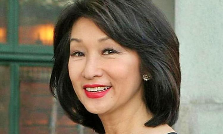 [Photos] Connie Chung Is 74 And This Is Her Real Life Partner