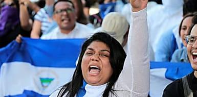 Nouvelle manifestation au Nicaragua contre le président Ortega