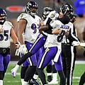 'A game                                                           that 'will go                                                           down in                                                           history:'                                                           Baltimore                                                           Ravens beat                                                           Cleveland                                                           Browns with                                                           last-gasp                                                           field goal