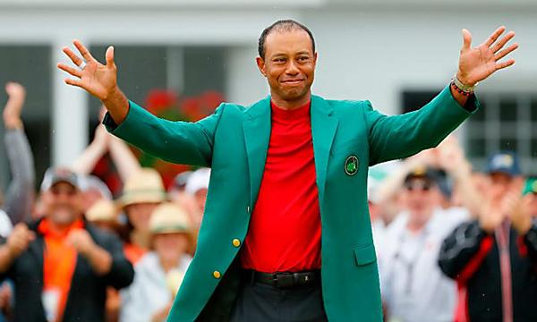 Tiger Woods' Masters win has Jack Nicklaus 'shaking in my boots'