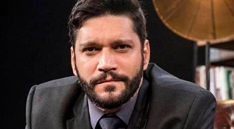 Armando Babaioff sobre vilão: 'Ele se ama mais do que qualquer coisa'